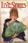 Live Stories (1914-1926 Clayton) Pulp Vol. 19 #1
