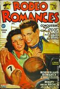 Rodeo Romances (1942-1950 Standard Magazines) Pulp Vol. 4 #1