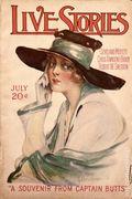 Live Stories (1914-1926 Clayton) Pulp Vol. 19 #3