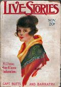 Live Stories (1914-1926 Clayton) Pulp Vol. 21 #1