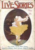 Live Stories (1914-1926 Clayton) Pulp Vol. 23 #1