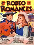 Rodeo Romances (1942-1950 Standard Magazines) Pulp Vol. 5 #3