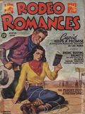Rodeo Romances (1942-1950 Standard Magazines) Pulp Vol. 6 #1