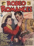 Rodeo Romances (1942-1950 Standard Magazines) Pulp Vol. 6 #3