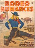 Rodeo Romances (1942-1950 Standard Magazines) Pulp Vol. 12 #3