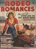 Rodeo Romances (1942-1950 Standard Magazines) Pulp Vol. 13 #1