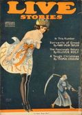 Live Stories (1914-1926 Clayton) Pulp Vol. 29 #3