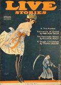 Live Stories (1914-1926 Clayton) Pulp Vol. 29 #3