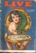 Live Stories (1914-1926 Clayton) Pulp Vol. 31 #1