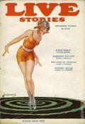 Live Stories (1914-1926 Clayton) Pulp Vol. 32 #2