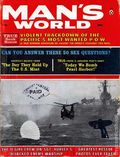 Man's World Magazine (1955-1978 Medalion) 2nd Series Vol. 8 #1