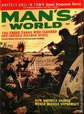 Man's World Magazine (1955-1978 Medalion) 2nd Series Vol. 8 #3