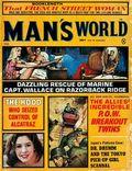 Man's World Magazine (1955-1978 Medalion) 2nd Series Vol. 10 #1