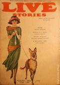 Live Stories (1914-1926 Clayton) Pulp Vol. 38 #1