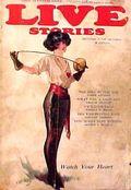Live Stories (1914-1926 Clayton) Pulp Vol. 38 #2