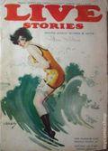 Live Stories (1914-1926 Clayton) Pulp Vol. 39 #3