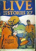 Live Stories (1914-1926 Clayton) Pulp Vol. 40 #1