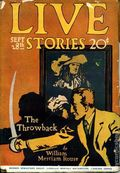 Live Stories (1914-1926 Clayton) Pulp Vol. 40 #2