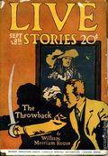 Live Stories (1914-1926 Clayton) Pulp Vol. 40 #2