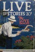 Live Stories (1914-1926 Clayton) Pulp Vol. 43 #2