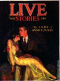 Live Stories (1914-1926 Clayton) Pulp Vol. 45 #1
