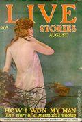 Live Stories (1914-1926 Clayton) Pulp Vol. 46 #1