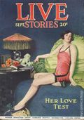 Live Stories (1914-1926 Clayton) Pulp Vol. 46 #2