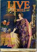 Live Stories (1914-1926 Clayton) Pulp Vol. 46 #3
