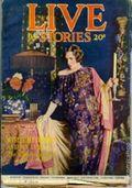 Live Stories (1914-1926 Clayton) Pulp Vol. 46 #3