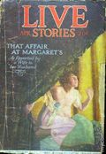 Live Stories (1914-1926 Clayton) Pulp Vol. 48 #3