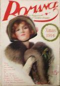 Romance (1914-1916 Clayton Magazines) Pulp 1st Series Vol. 3 #3