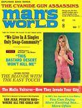 Man's World Magazine (1955-1978 Medalion) 2nd Series Vol. 16 #1