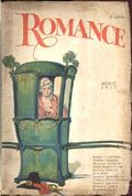 Romance (1919-1920 Ridgway Co.) Pulp 2nd Series Vol. 2 #4