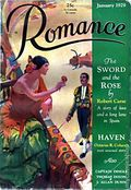 Romance (1928-1929 Ridgway Co.) Pulp 3rd Series Vol. 1 #3