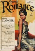 Everybody's Combined with Romance (1929-1930 Ridgway Co.) Pulp Vol. 2 #3