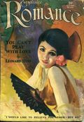 Everybody's Combined with Romance (1929-1930 Ridgway Co.) Pulp Vol. 3 #1