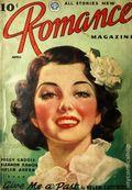 Romance (1937 Popular Publications) Pulp 4th Series Vol. 1 #1