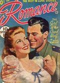 Romance (1938-1954 Popular Publications) Pulp 5th Series Vol. 8 #2
