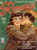 Romance (1938-1954 Popular Publications) Pulp 5th Series Vol. 8 #4