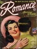 Romance (1938-1954 Popular Publications) Pulp 5th Series Vol. 9 #2