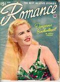 Romance (1938-1954 Popular Publications) Pulp 5th Series Vol. 13 #1
