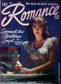 Romance (1938-1954 Popular Publications) Pulp 5th Series Vol. 14 #2