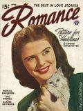 Romance (1938-1954 Popular Publications) Pulp 5th Series Vol. 15 #1