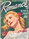 Romance (1938-1954 Popular Publications) Pulp 5th Series Vol. 16 #1