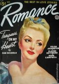 Romance (1938-1954 Popular Publications) Pulp 5th Series Vol. 16 #3