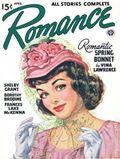 Romance (1938-1954 Popular Publications) Pulp 5th Series Vol. 18 #1