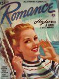 Romance (1938-1954 Popular Publications) Pulp 5th Series Vol. 22 #1
