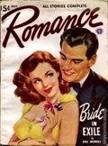 Romance (1938-1954 Popular Publications) Pulp 5th Series Vol. 22 #4