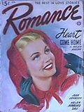 Romance (1938-1954 Popular Publications) Pulp 5th Series Vol. 24 #1