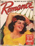 Romance (1938-1954 Popular Publications) Pulp 5th Series Vol. 24 #3